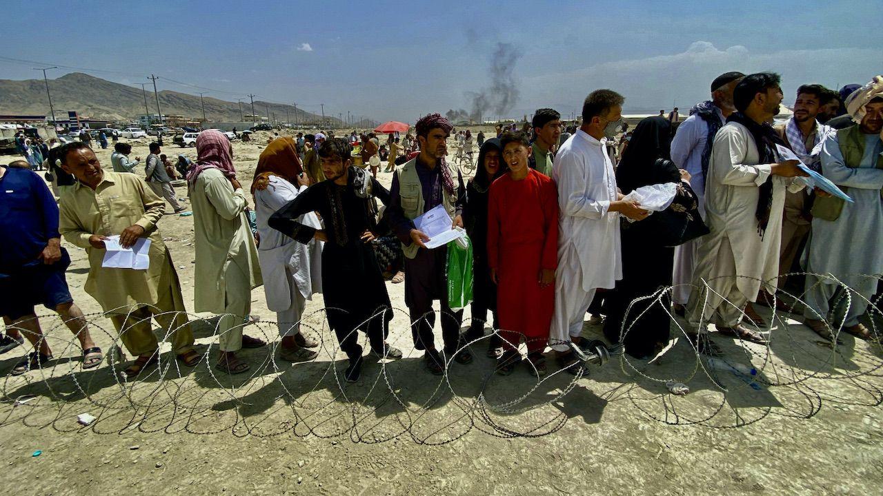 Koszty pobytu uchodźców pokryją Amerykanie i organizacje międzynarodowe (fot. PAP/EPA/STRINGER)
