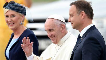 Papież Franciszek w Polsce!