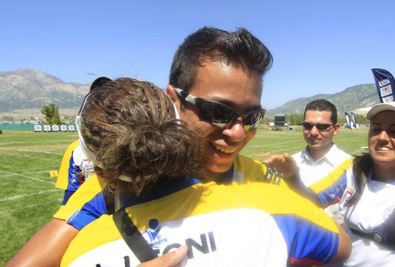 W Ogden zwyciężył Wenezuelczyk Elias Malave (fot. Getty Images)
