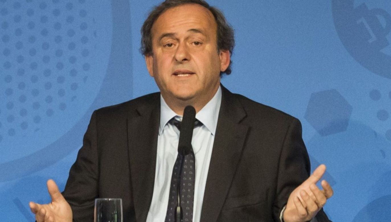 Michel Platini (fot. Getty Images)