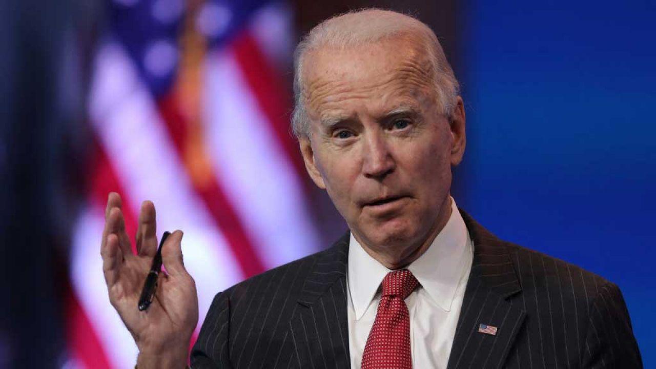 Joe Biden oficjalnie zwyciężył w stanie Georgia (fot. Joe Raedle/Getty Images)