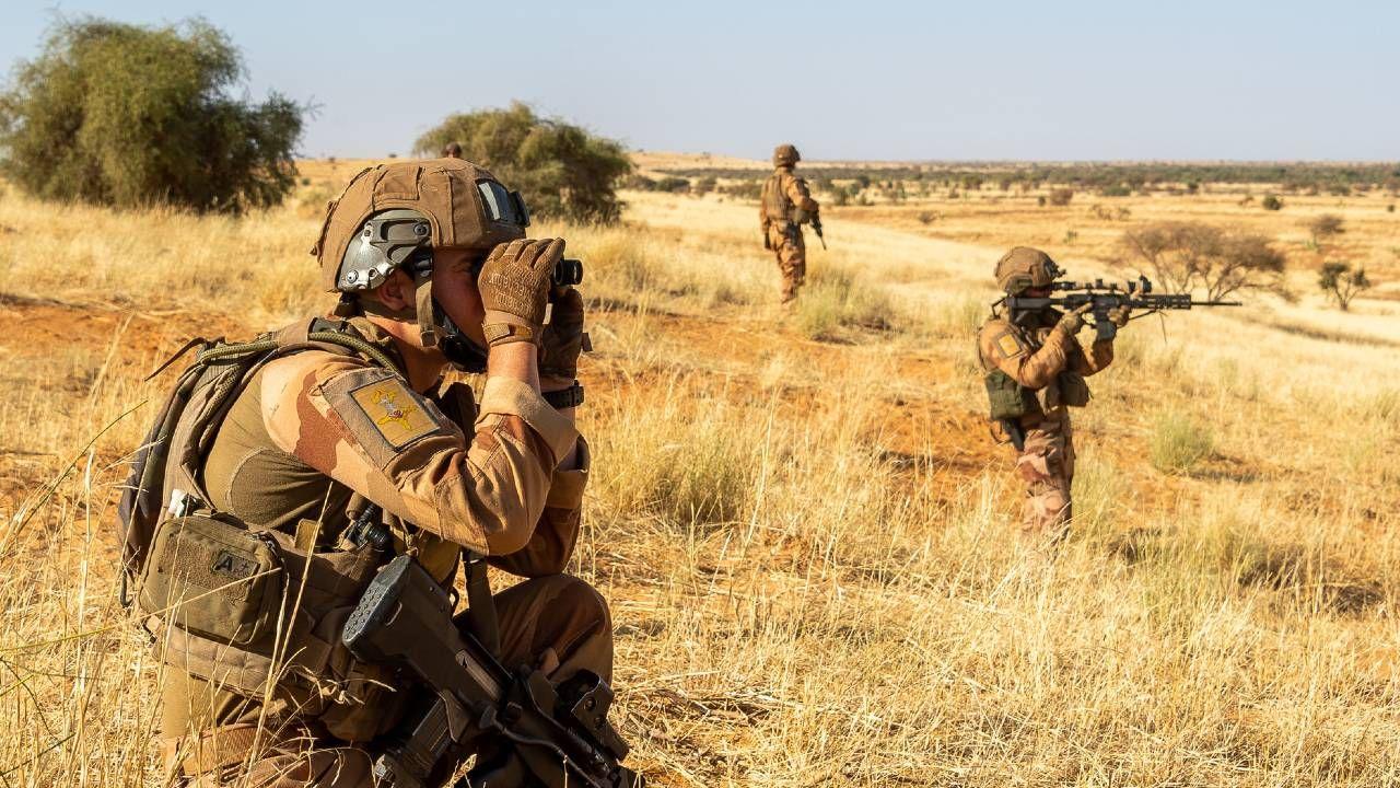Francja prowadzi w Afryce kampanię przeciwko dżihadystom (fot. Ministère des Armées)