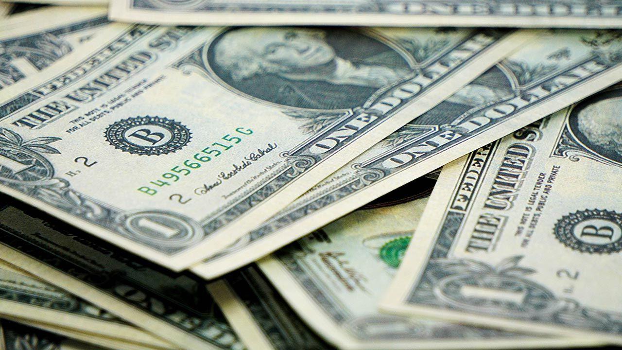 Zyski z upłynnienia podrobionych pieniędzy przekazywali na Ukrainę (fot. Shutterstock/Mehmet Doruk Tasci)