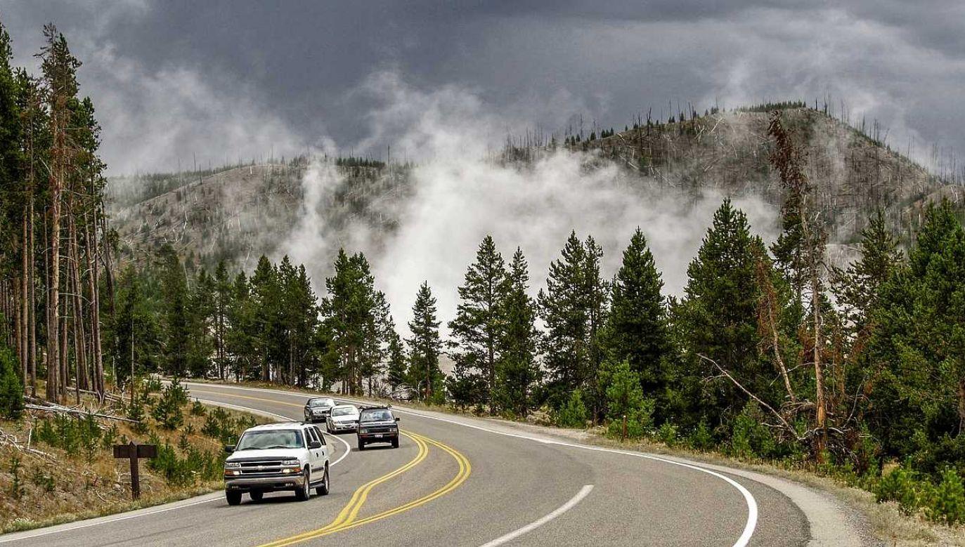 Ponad 360 tysięcy gości odwiedziło w październiku Park Narodowy Yellowstone (fot. Pixabay)