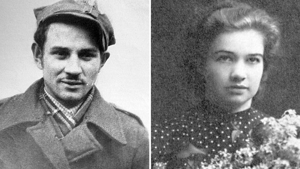 """Antoni """"Zuch"""" i Janina """"Janek"""" Żubrydowie (fot. commons.wikimedia.org/podziemiezbrojne.pl)"""