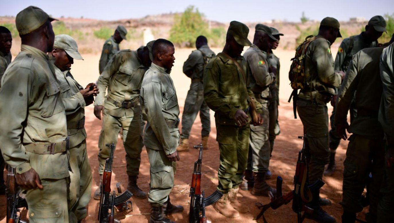Do podobnych ataków na malijskich żołnierzy dochodziło już wielokrotnie (fot. Alexander Koerner/Getty Images)