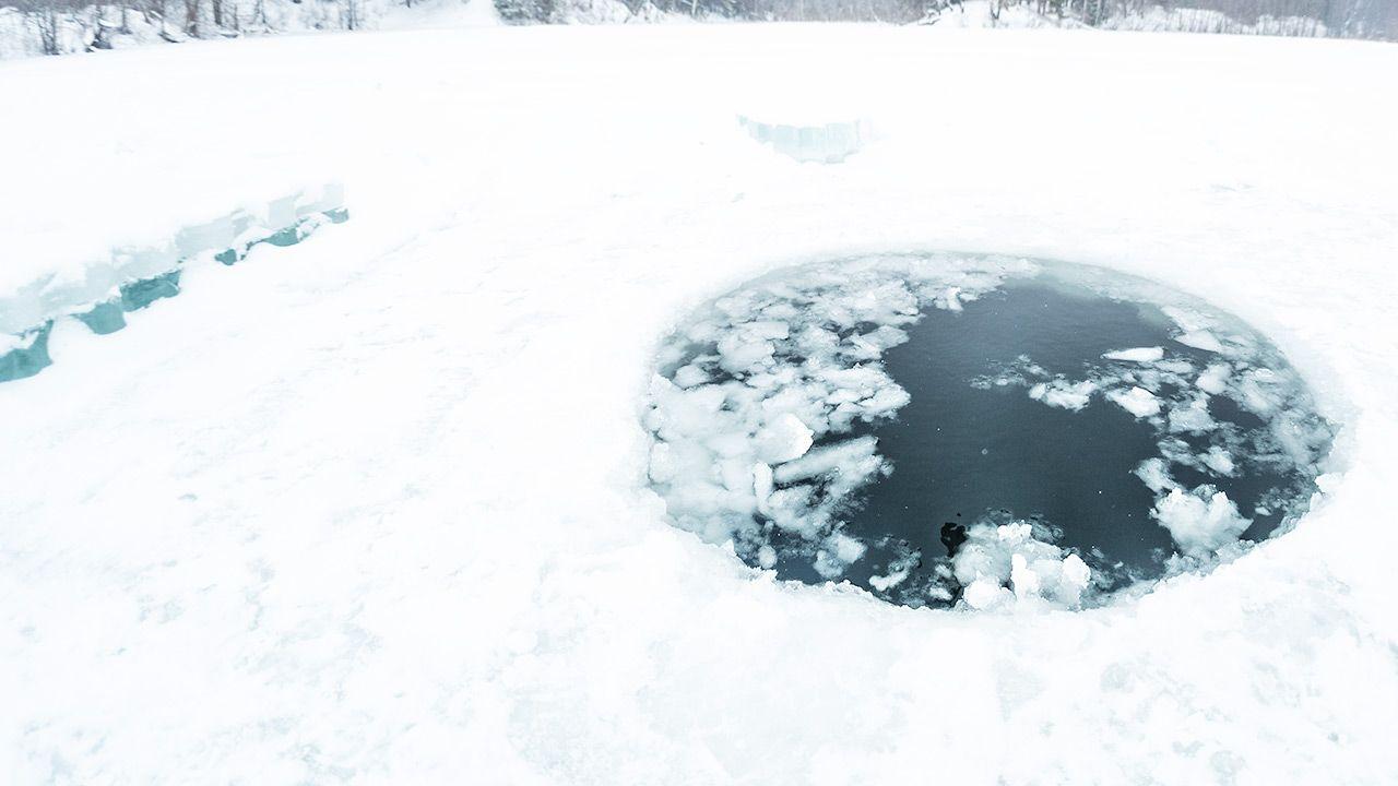 Lokalne media twierdzą, że 21-latek był na rybach (fot. Shutterstock/Dudarev Mikhail)