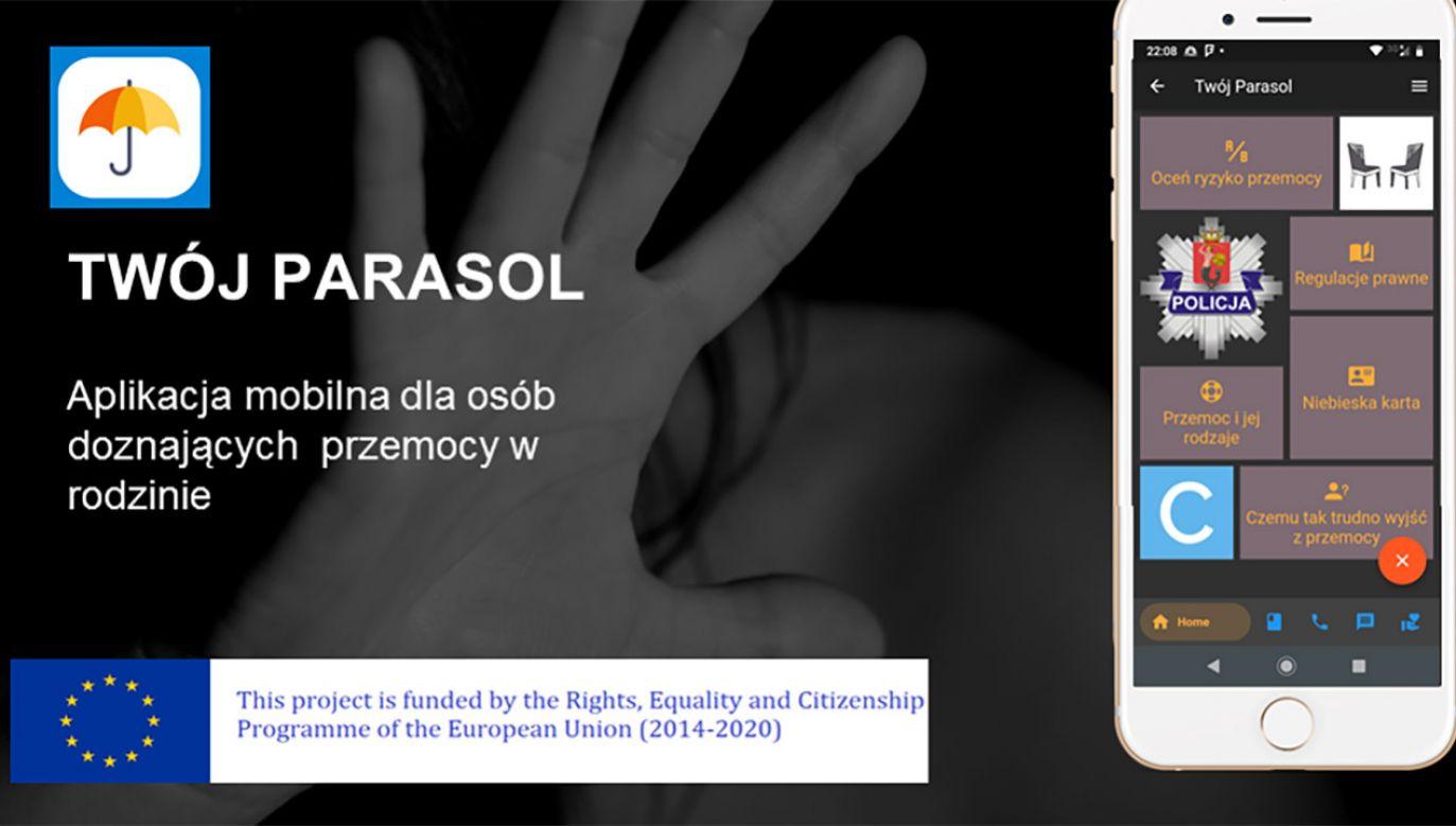 Program jest też dostępny na stronie internetowej www.twojparasol.com (fot. MP)