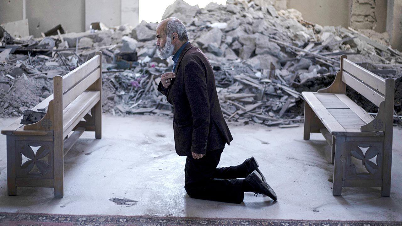 Chrześcijanie są prześladowani w wielu krajach świata (fot. Stanislav Krasilnikov\TASS via Getty Images)