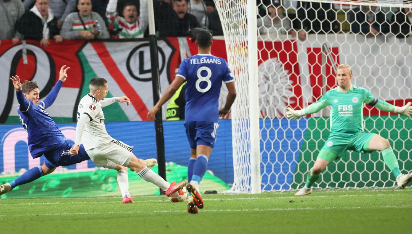 """Początkowo zakaz dotyczył """"szeregu różnych meczów na terenie Włoch"""" (fot. PAP/Leszek Szymański)"""