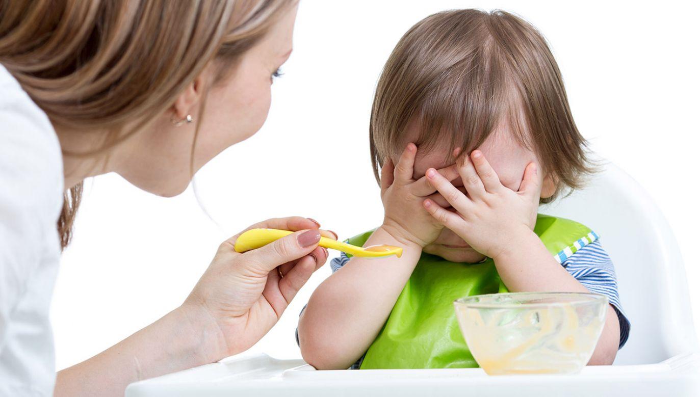 Nietypowe zachowania są widoczne już u wielu rocznych dzieci (fot. Shutterstock/Oksana Kuzmina)
