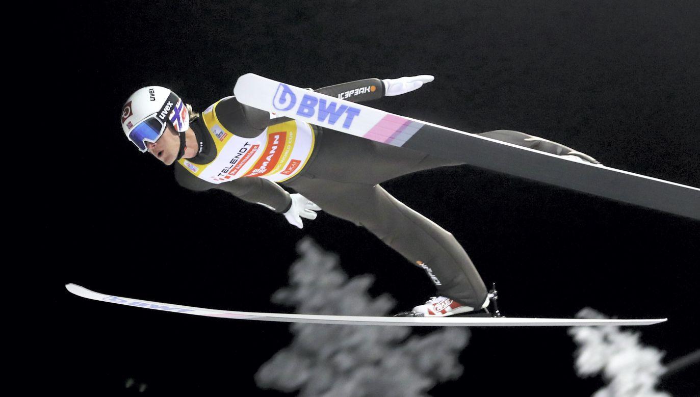 Daniel Andre Tande (fot. PAP/Grzegorz Momot)