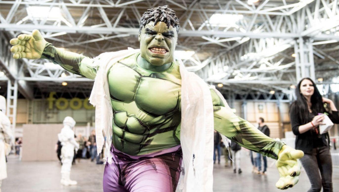 """""""She-Hulk"""" to czwarta pozycja serialowa oparta na komiksach Marvela (fot. Ollie Millington/Getty Images)"""