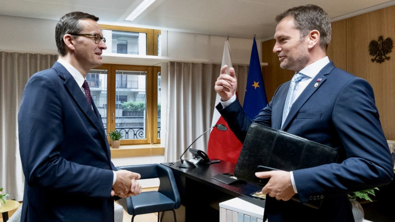 Polacy mają pomoc na Słowacji już w ten weekend  (fot. Pool/Getty Images)