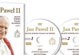 Jan Paweł II 40-lecie wyboru Polaka na Papieża (II)