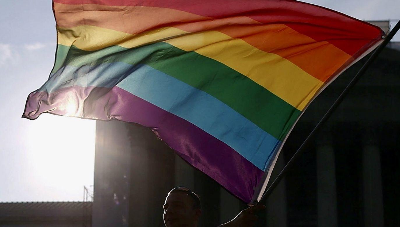 Zgodnie z prawem szariatu karą za homoseksualizm jest śmierć (fot. Mark Wilson/Getty Images, zdjęcie ilustracyjne)