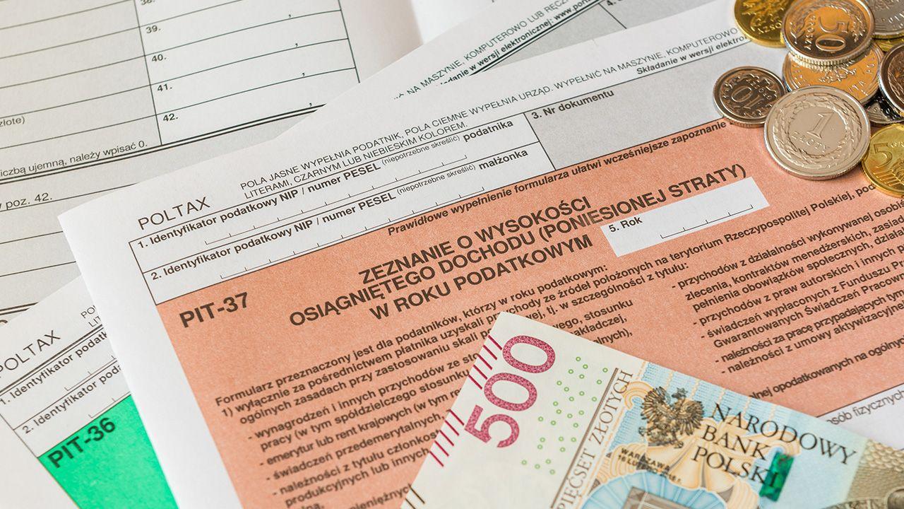 Deklaracje można składać do końca maja (fot. Shutterstock/Maciej Matlak)