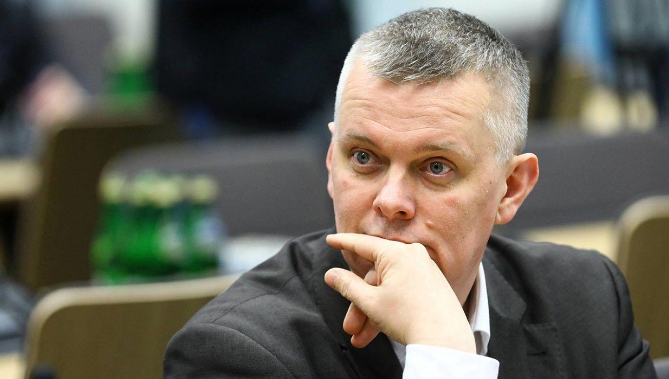 Tomasz Siemoniak (fot. PAP/Rafał Guz)