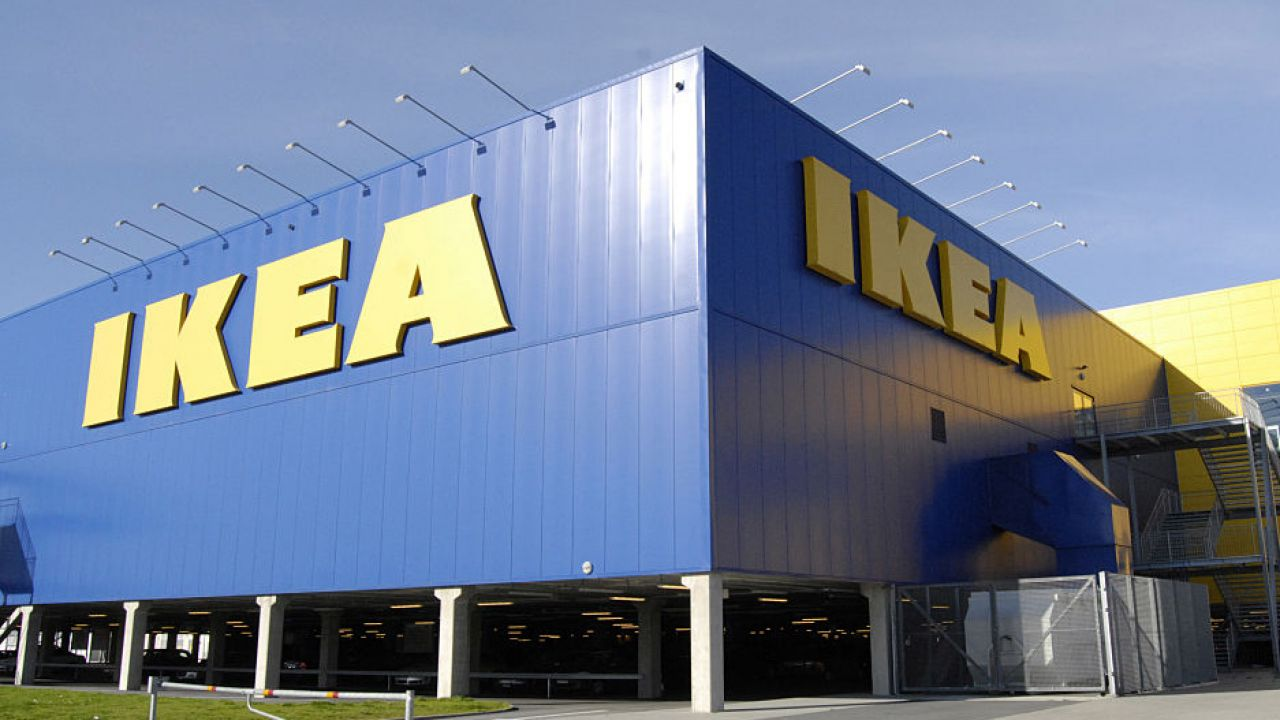 W maju IKEA włączyła się w międzynarodowy dzień LGBT (fot. Francis Dean/Corbis via Getty Images)