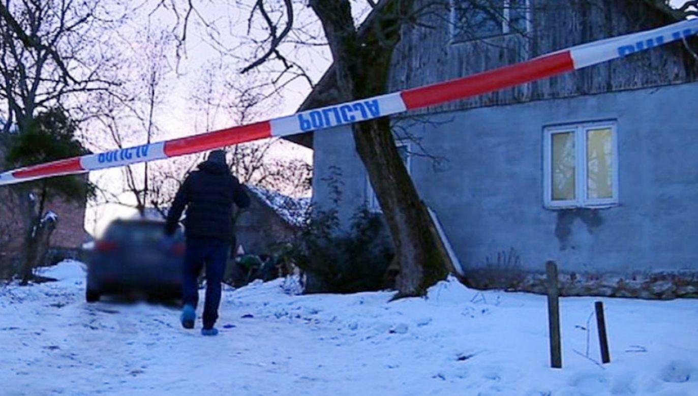 Dlaczego kobieta została zabita? (fot.TVP)