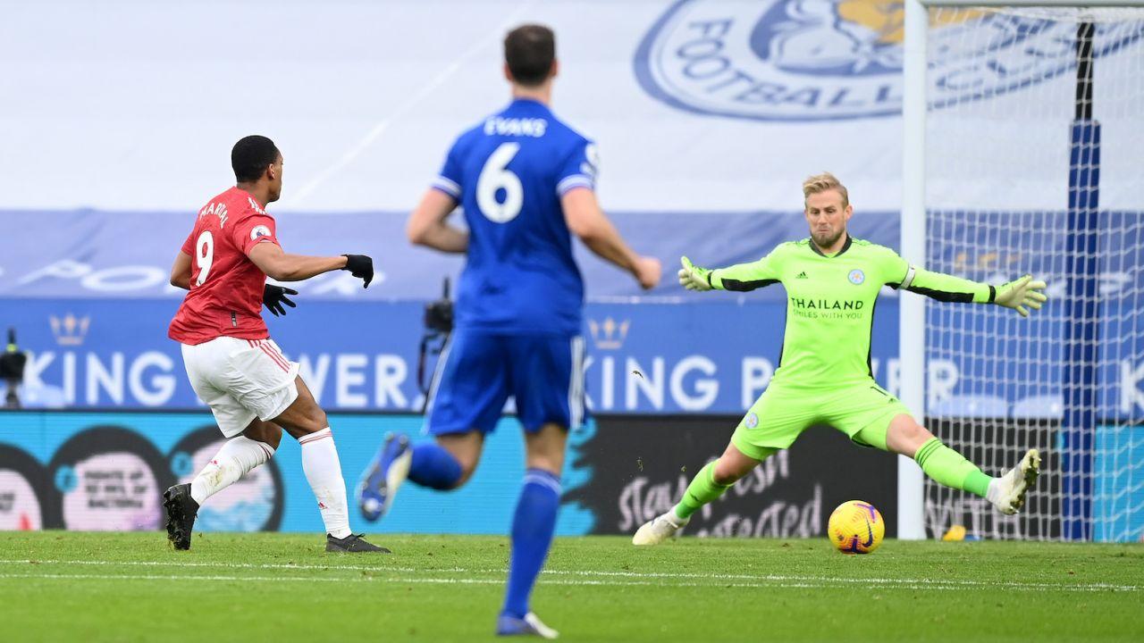 Premier League: Leicester City - Manchester United [WYNIK, RELACJA] (sport.tvp.pl)