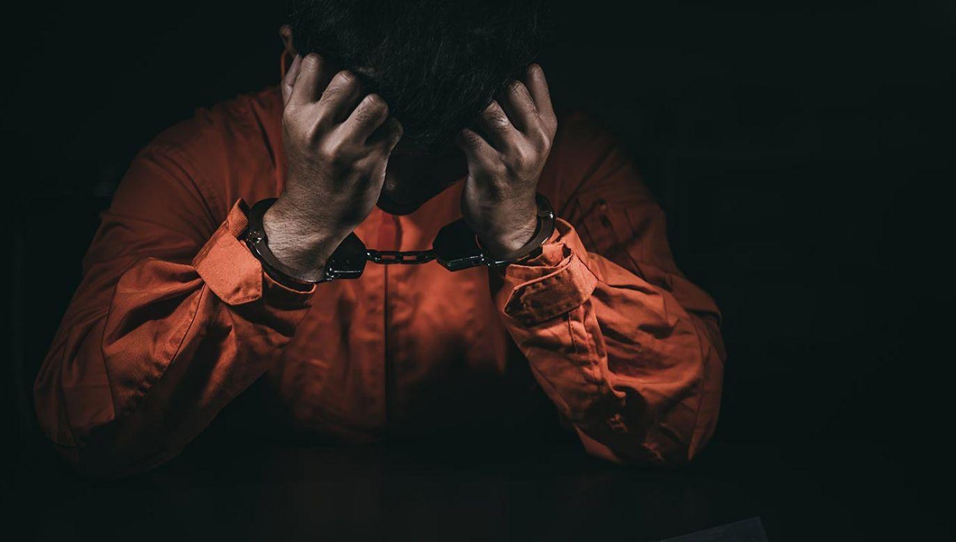 Mężczyzna może trafić do ośrodka w Gostyninie (fot. Shutterstock/kittirat roekburi)