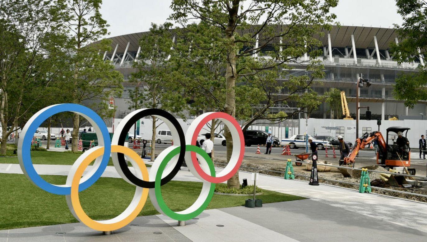 Czy Igrzyska Olipmijskie w Japonii odbędą się w terminie? (fot. Matt Roberts/Getty Images)