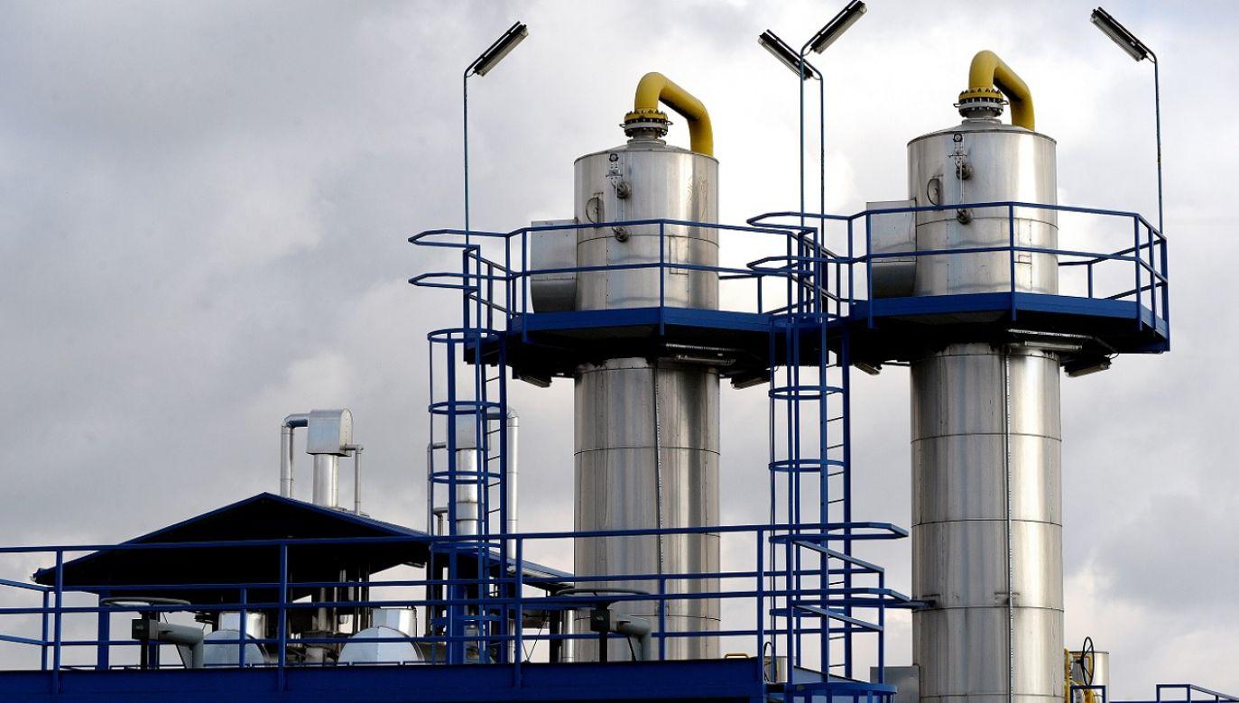 W 2022 roku, kończy się również kontrakt na dostawy gazu z Rosji (fot. PAP Darek Delmanowicz)