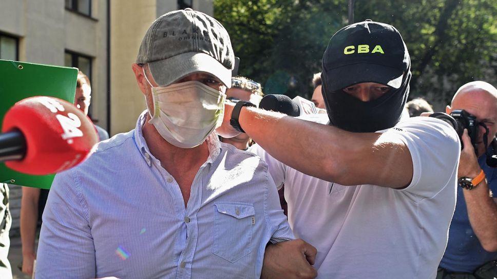 Śledczy zamierzają jeszcze dziś przesłuchać trzecią osobę (fot. Forum/Adam Chelstowski)