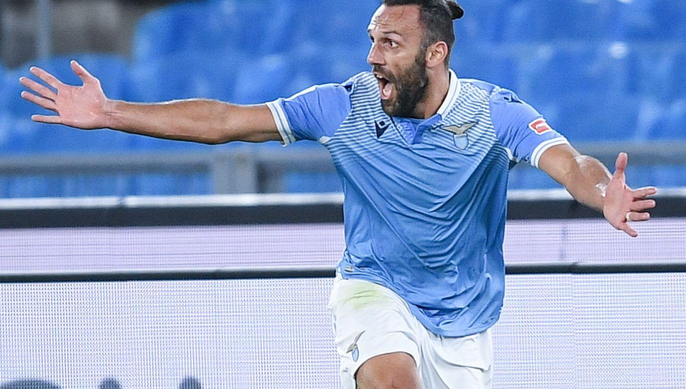 Piłkarze Lazio są tak osłabieni, że bukmacherzy zablokowali zakłady na ich mecz (Fot. Getty)