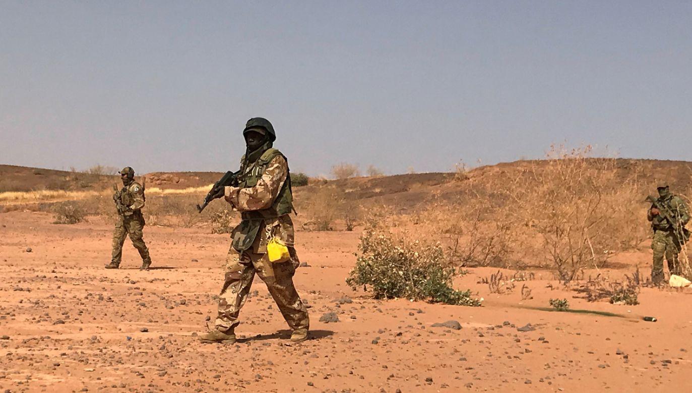 Ćwiczenia nigeryjskich komandosów (fot. REUTERS/Aaron Ross)