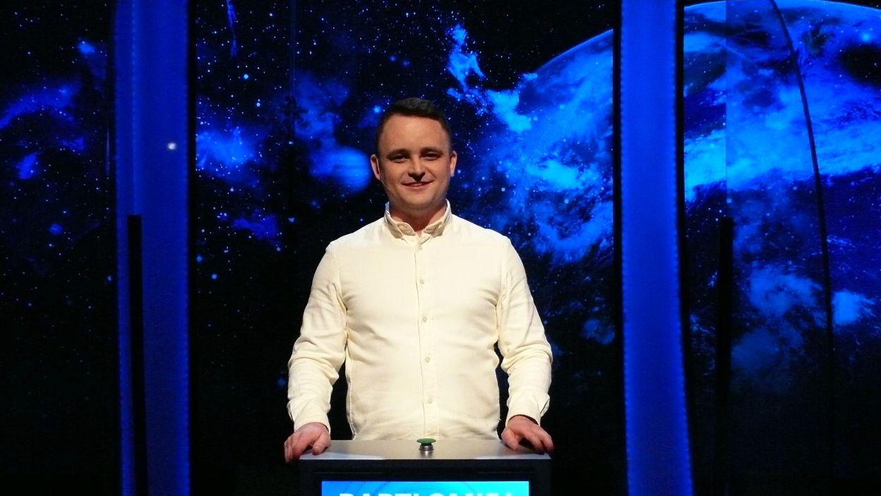 Zwycięzcą 9 odcinka 124 edycji jest Pan Bartłomiej Bar