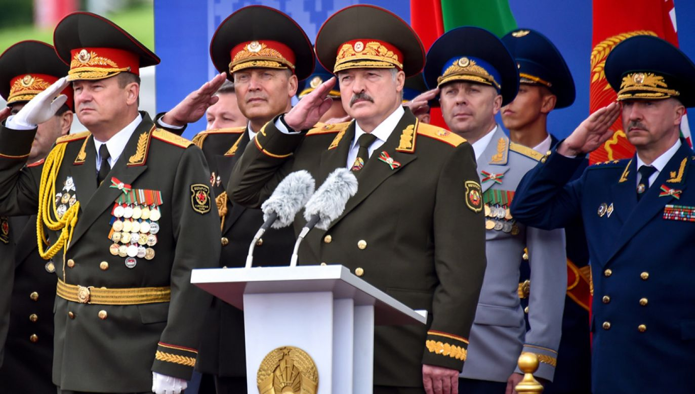 Prezydent Alaksandr Łukaszenka ma sentyment do czasów ZSRR (fot. arch.PAP/EPA/SERGEI GAPON / POOL)