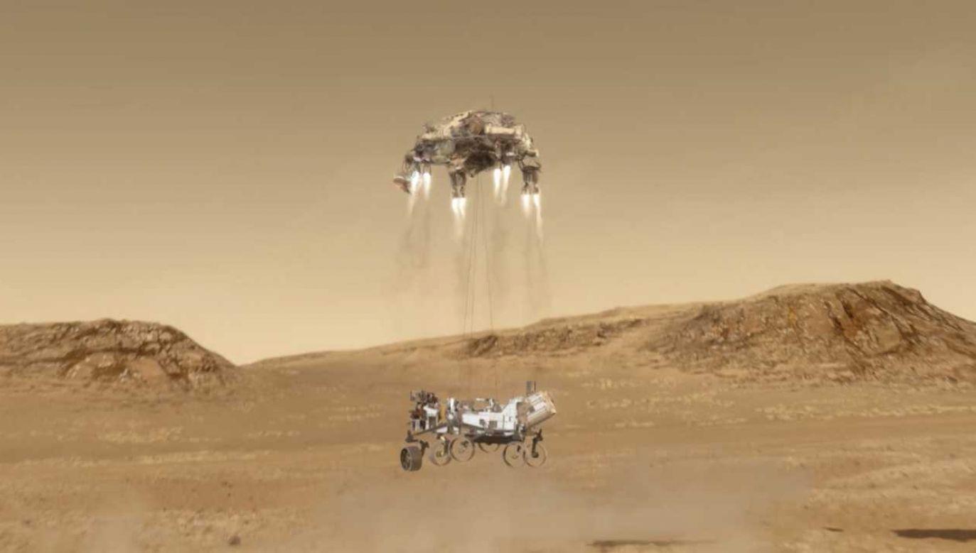 Czego tym razem dowiemy się o Marsie? (fot. NASA)