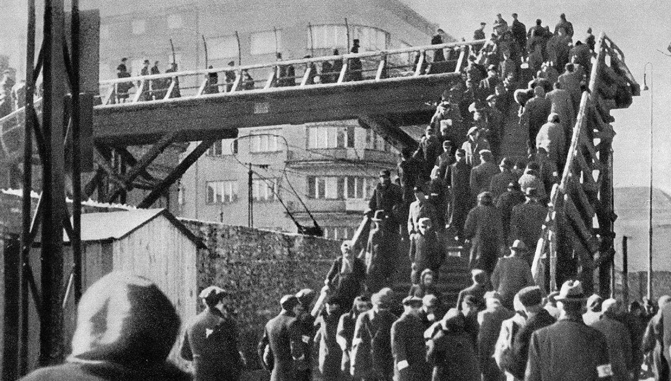 Szmul Zygielbojm popełnił samobójstwo po upadku powstania w getcie warszawskim (fot. Universal History Archive/Universal Images Group via Getty Images)