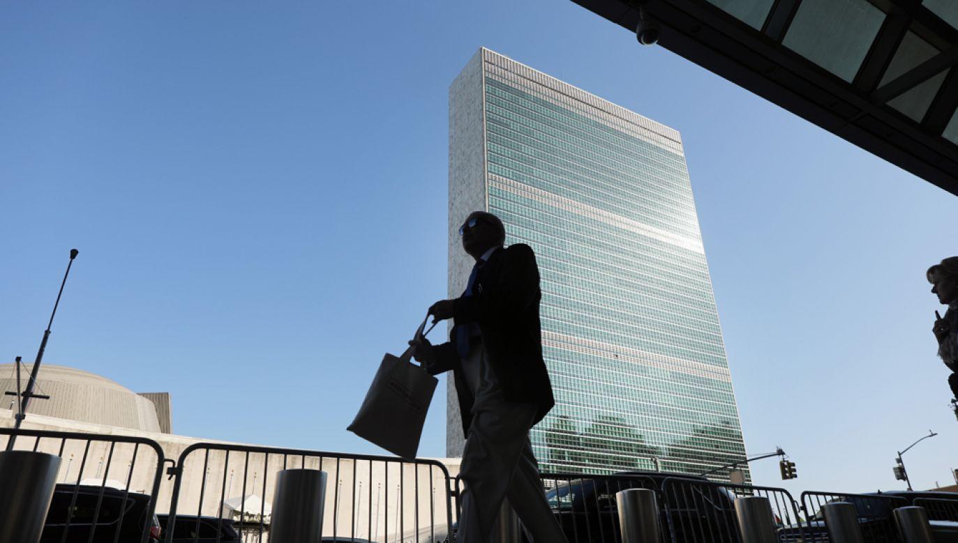 Stany Zjednoczone wydaliły w czwartek dwóch akredytowanych przy ONZ kubańskich dyplomatów (fot. Spencer Platt/Getty Images)