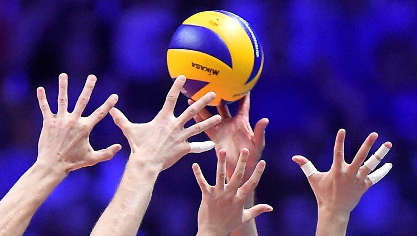 To pierwszy mecz Polaków w ostatnie turnieju Ligi Narodów fazy interkontynentalnej (fot. REUTERS/Massimo Pinca)