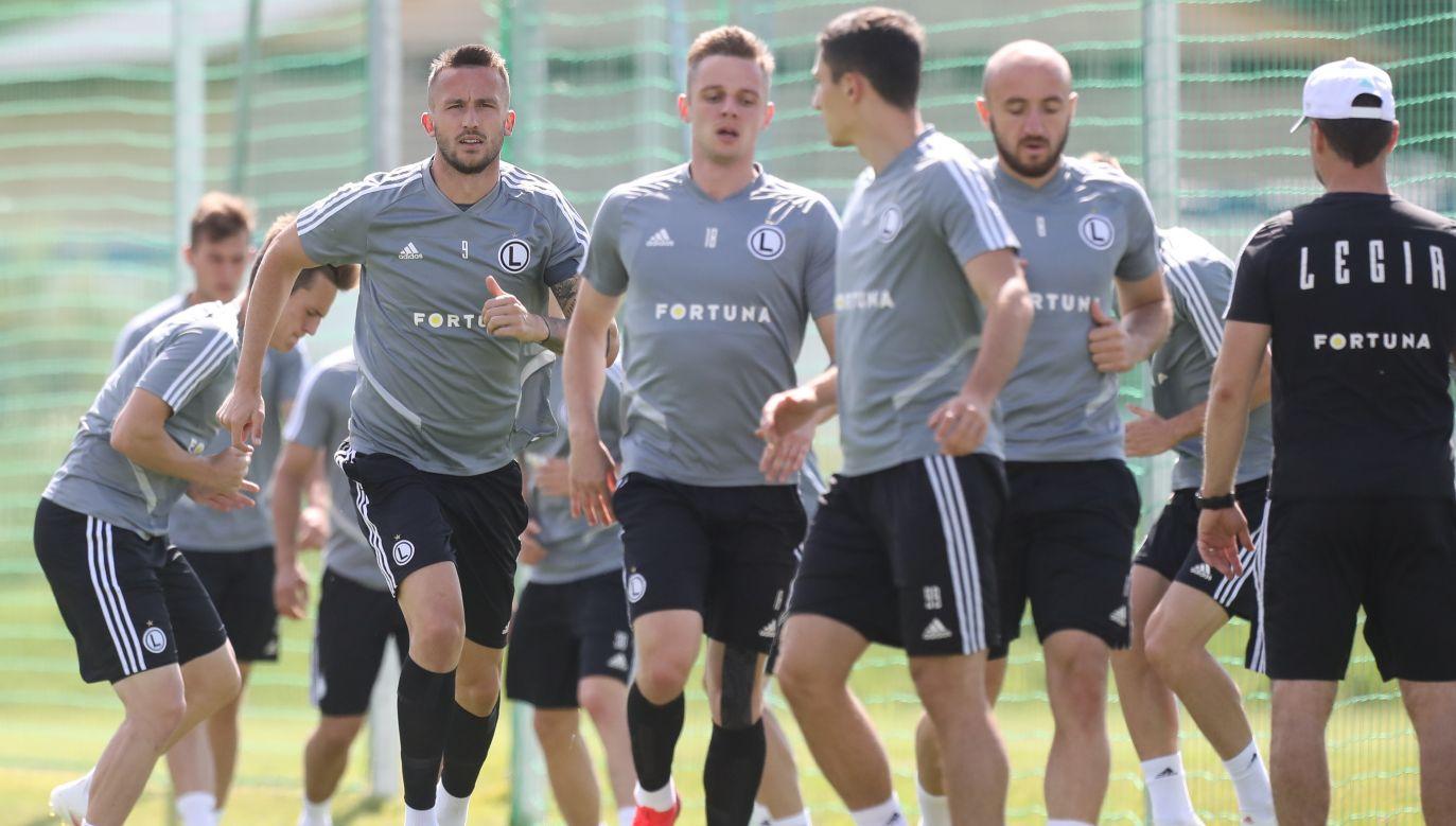 Legia jest mistrzem kraju (fot. PAP/Leszek Szymański)