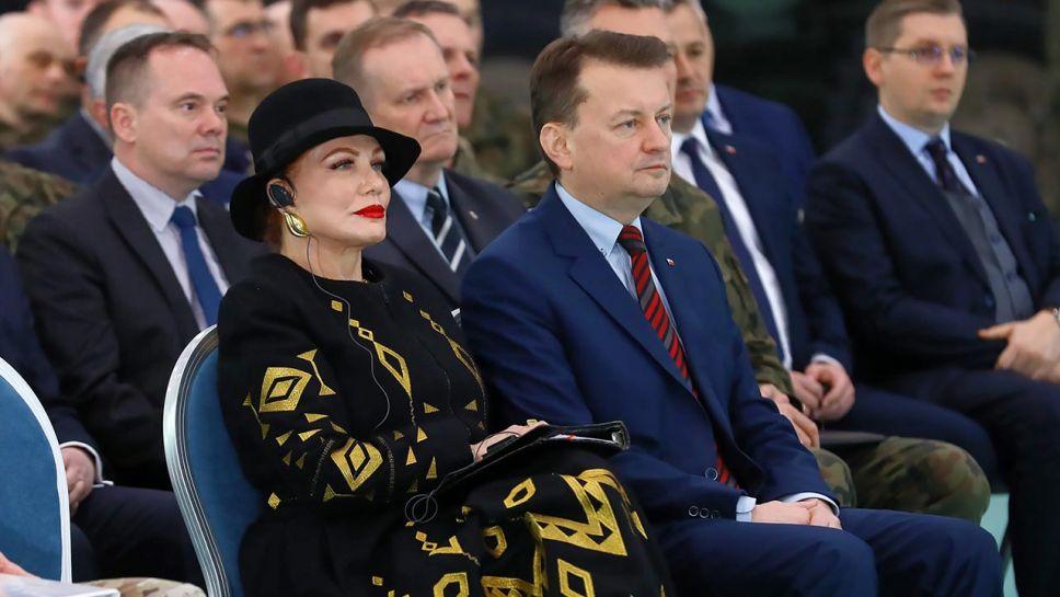 Doniesienia medialne nie są prawdziwe – podkreśliła ambasador USA Georgette Mosbacher (fot. PAP/Rafał Guz)