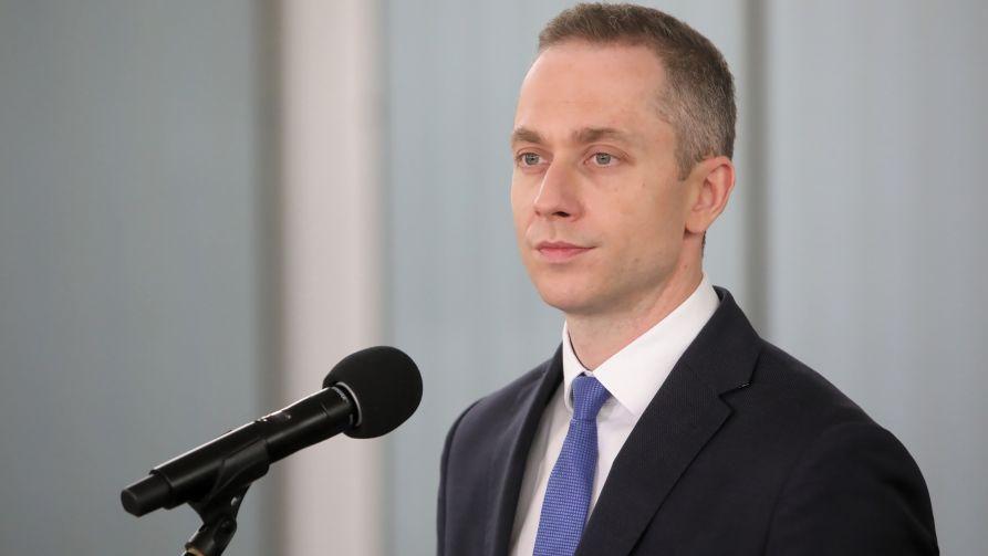 Cezary Tomczyk (fot. PAP/Wojciech Olkuśnik)
