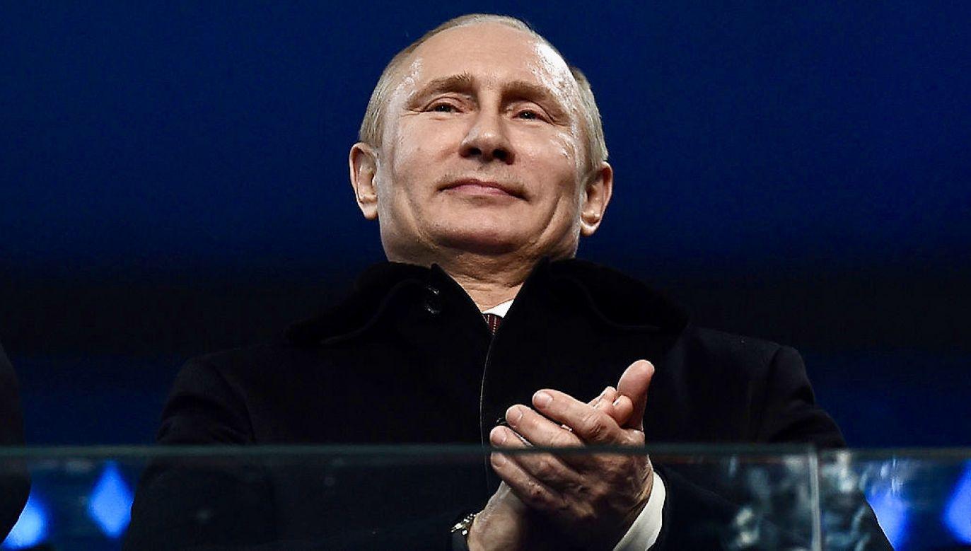 Sankcje nałożone na Kreml przez Waszyngton wciąż są za słabe (fot. Pascal Le Segretain/Getty Images)
