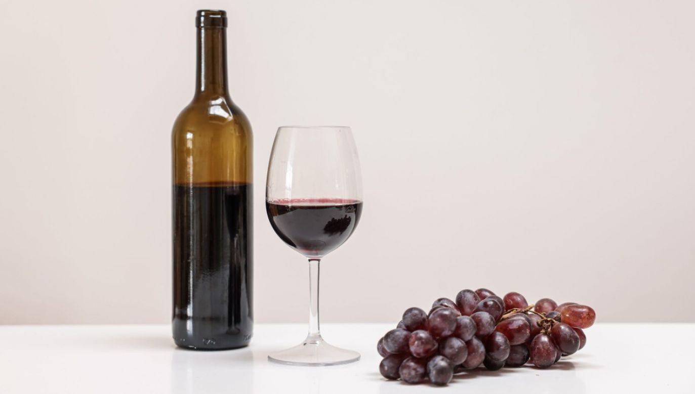 Producenci wina Prošek ucierpieli po wejściu Chorwacji do UE (fot. Pexels)