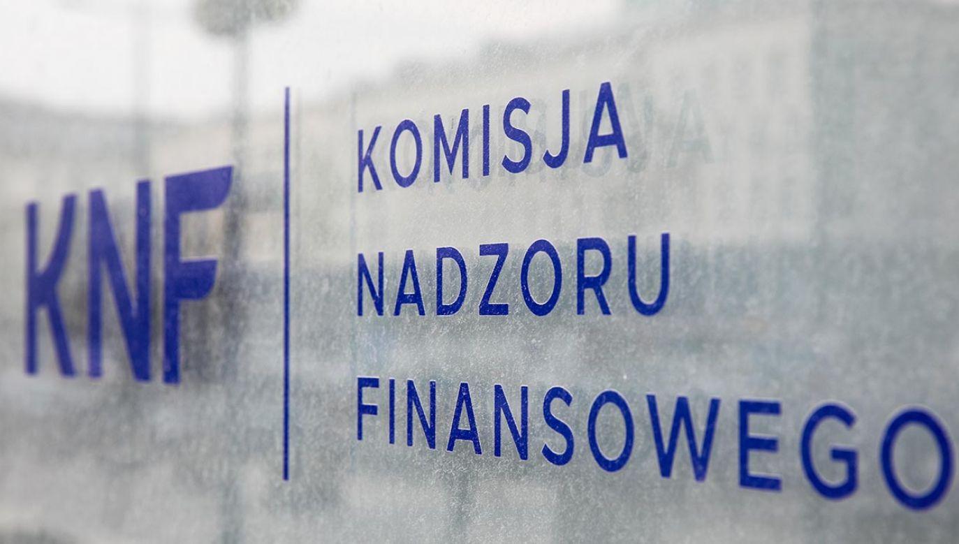 Nałożono karę w wysokości 1,5 mln złotych (fot. Forum/Andrzej Hulimka)