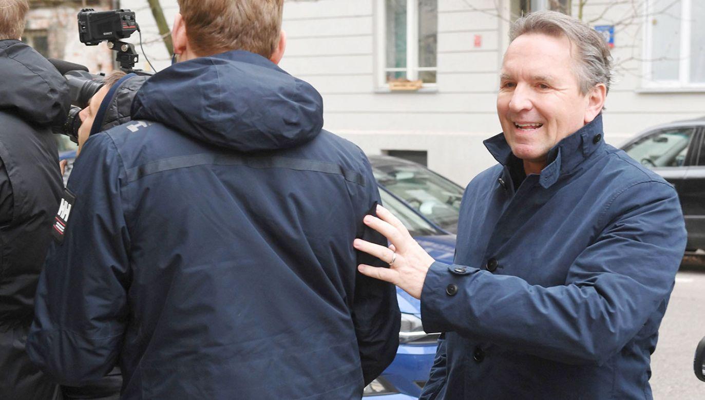 Austriak był dotychczas sześciokrotnie przesłuchiwany przez prokuraturę (fot. arch.PAP/Paweł Supernak)
