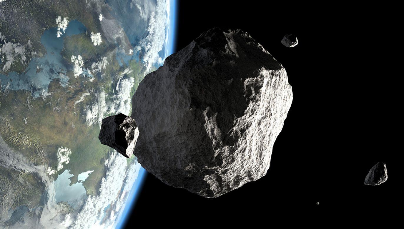 Planetoida 481394 (2006 SF6) jest największa w bieżącym okresie (fot. Shutterstock/Alexyz3d)