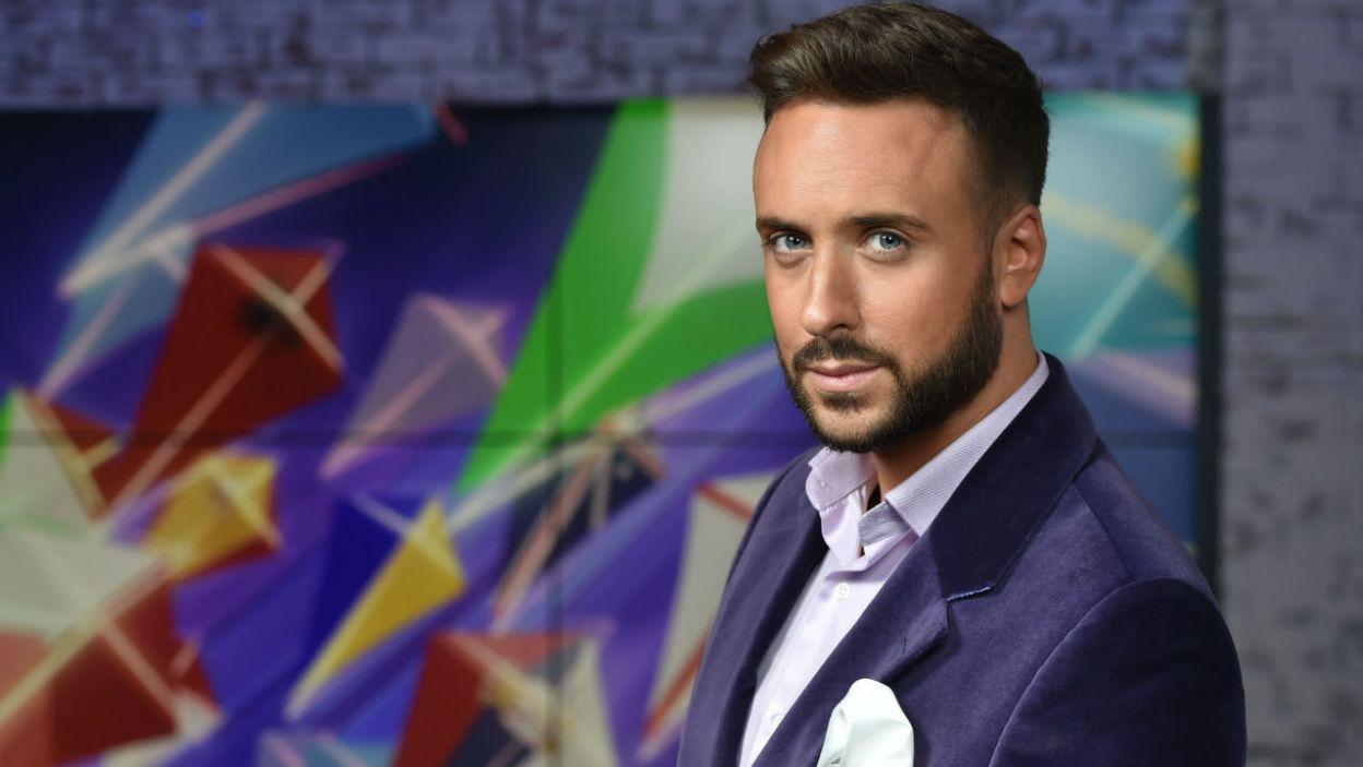 Już 24 listopada w Gliwicach odbędzie się konkurs Eurowizji Junior. W roli prowadzącego zobaczymy Aleksandra Sikorę (fot. Waldemar Kompała)