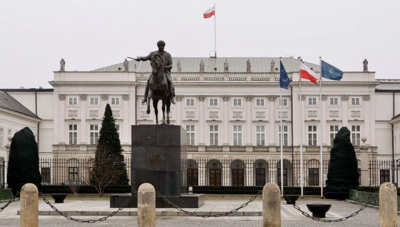 Prof. Marcin Matczak kwestionuje każdy przed 6 sierpnia termin wyborów(fot. Tom Dulat/Getty Images)
