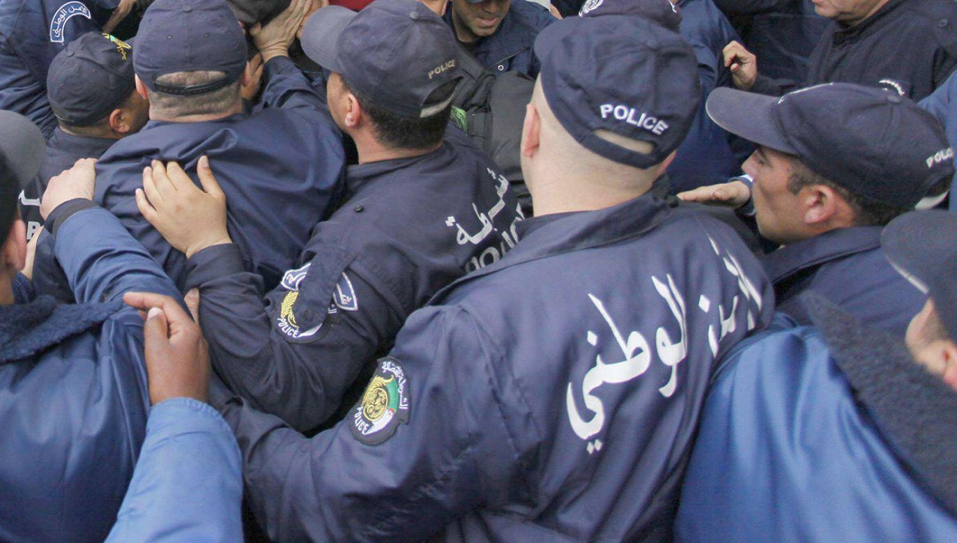 21 osób zostało rannych (fot. Bechir Ramzy/Anadolu Agency/Getty Images, zdjęcie ilustracyjne)