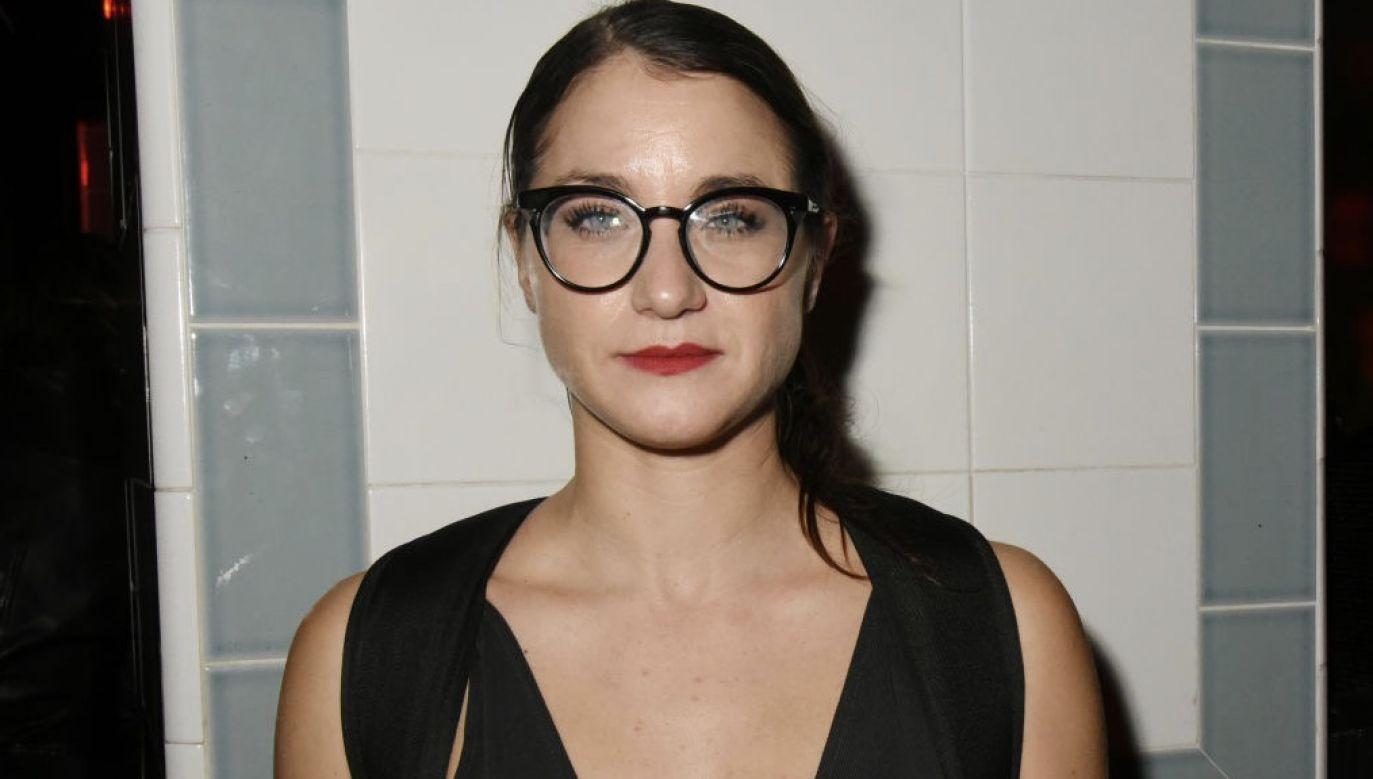 Performerka Deborah de Robertis ma zapłacić 2 tys. euro grzywny (fot. Foc Kan/Getty Images)