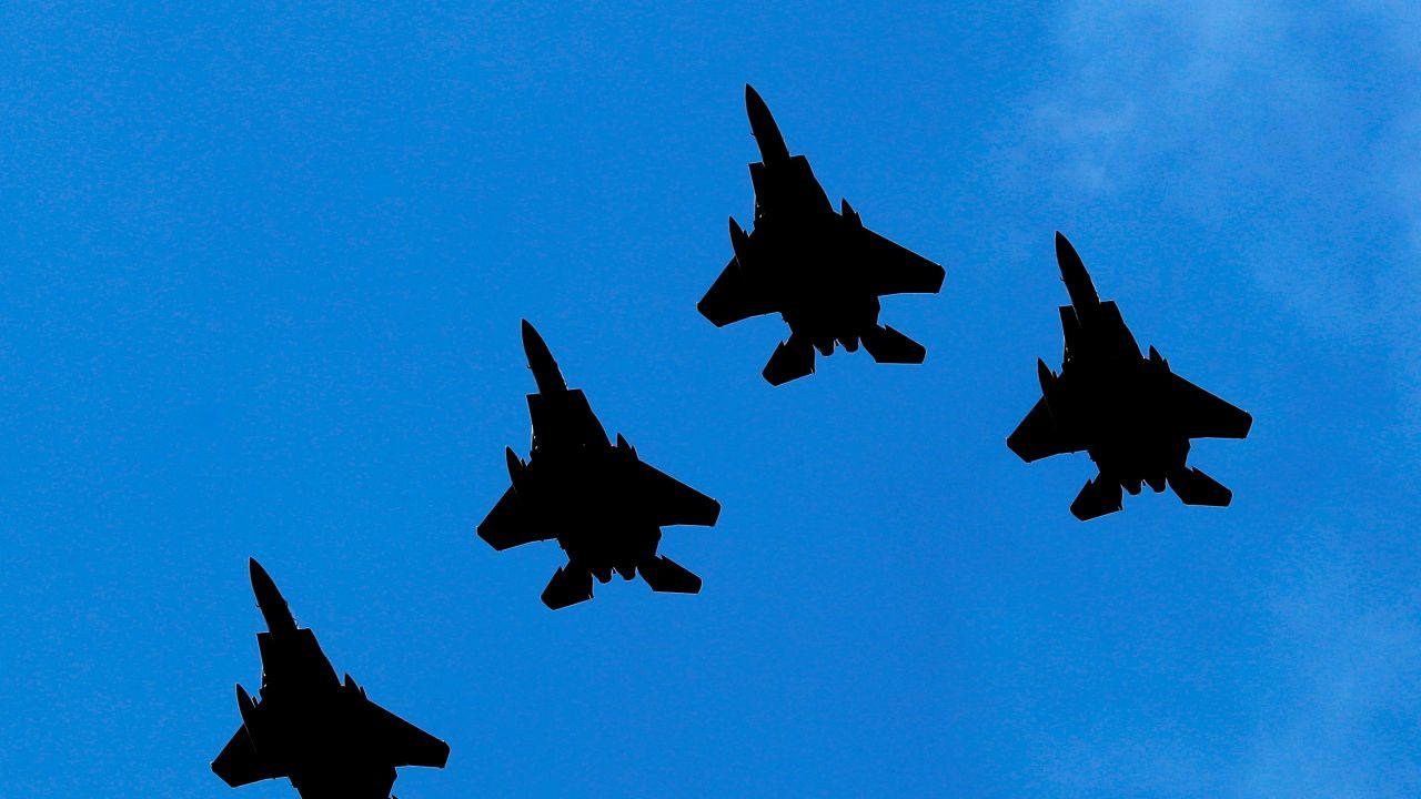 Zostały przeprowadzone na polecenie prezydenta Joe Bidena (fot. Reuters)